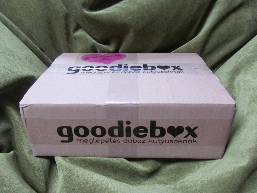 Goodiebox meglepetésdobozGoodiebox meglepetésdoboz