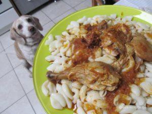 Csirkepaprikás recept